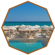 Beach Clubs | Playa del Carmen